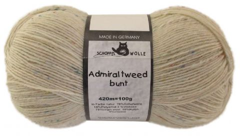 ADMIRAL TWEED BUNT natural 980